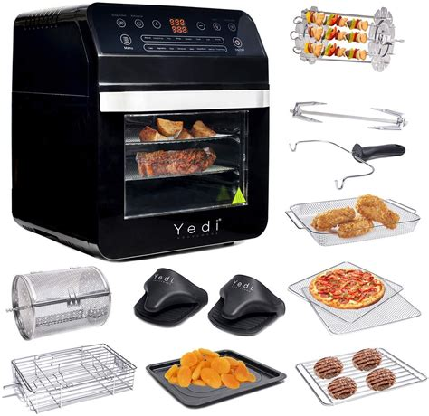 air fryer oven yedi package total xl