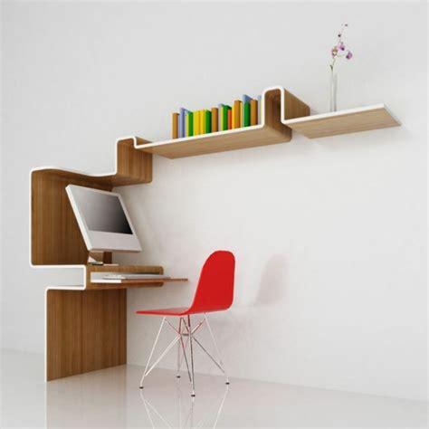 bureau d angle en bois l étagère bibliothèque comment choisir le bon design
