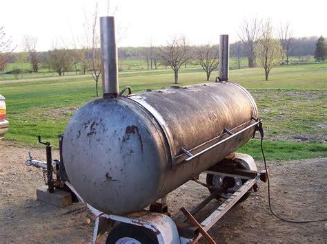 propane tank smokers google search charcoal smoker