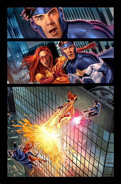Mayhew Mike Comic Awesome Cool Artist Pages