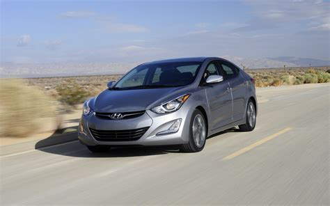 Hyundai Elantra Sedan 2018 Widescreen Exotic Car
