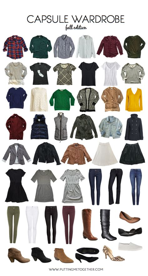 capsule wardrobe putting me together tool for building a personalized capsule wardrobe
