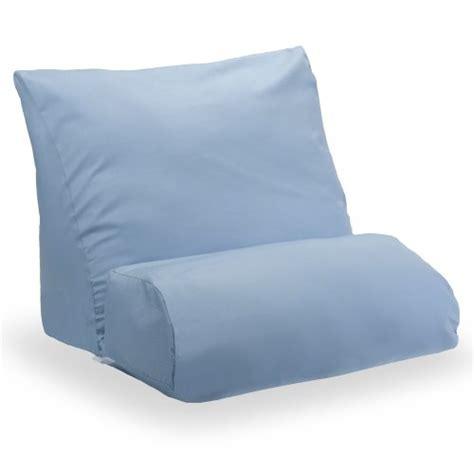 contour flip pillow contour products 10 in 1 flip pillow cover light blue new