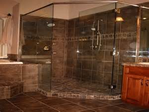 custom bathroom design custom bathroom shower tile design