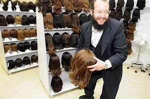 Sheitel = a wig worn by a married Jewish woman. It is ...