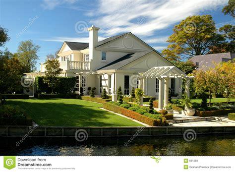 maison de luxe images libres de droits image 661569