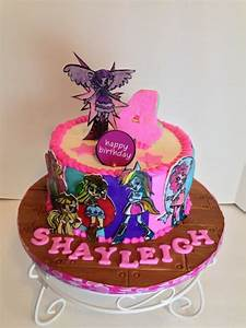Equestria Girls and my little pony cake - Cake by Sheri