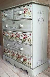 Shabby Chic Dresser : shabby chic shabby chic furniture pinterest shabby decoupage and paint furniture ~ Sanjose-hotels-ca.com Haus und Dekorationen