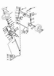 Craftsman Model 917273011 Lawn  Tractor Genuine Parts