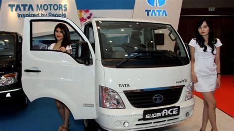 Modifikasi Tata Ace by Tata Motor Bidik Pasar Ukm Dengan Up Mungil Tata Ace