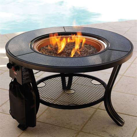 build gas fire table build gas fire pit table