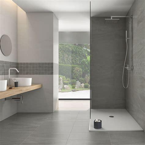 gray bathroom floor tile jupiter marengo tiles 30 x 61cm stoke tiles
