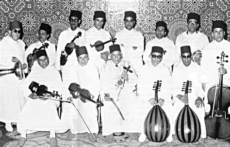 andalusian music andalusia ensemble al moroccan fes musique anthologie orchestre