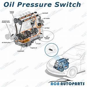 Oil Rail Pressure Sensor Holden Jackaroo Ubs 4jx1 Orps