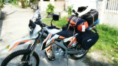 Viar Cross X 200 Es by Viar Cross X 200 Es 2017 Packing List Motopacker