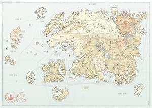 Imperial Trading Company Map of Tamriel — Elder Scrolls Online