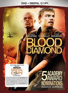 Blood Diamond Movie Poster   www.pixshark.com - Images ...