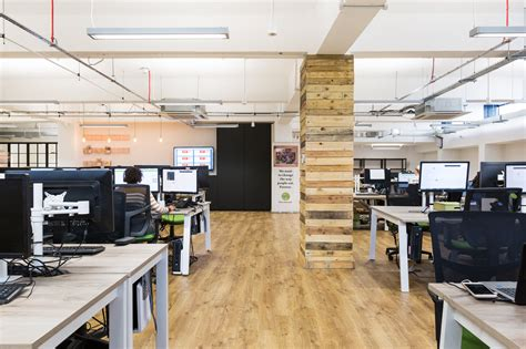 A Look Inside Hellofresh's Cool New London Headquarters