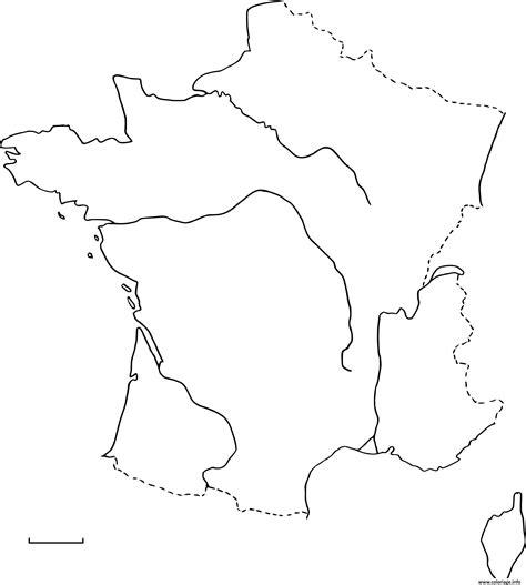Carte De Des Fleuves Vierge à Imprimer by Carte De Vierge Avec Les Fleuves A Imprimer The