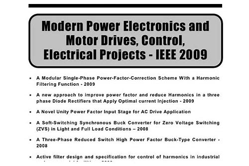 Ieee electrical projects download :: ichunbofea