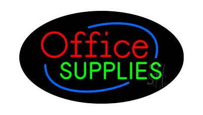 Office Sign Supplies Neon Animated Signs Enlarge