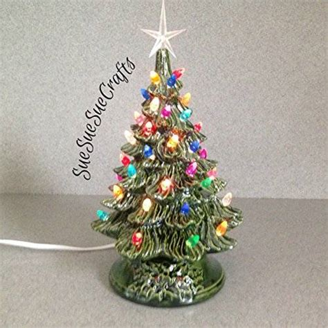 amazon com christmas decoration vintage style ceramic