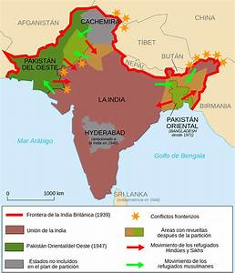 Partición de la India - Wikipedia, la enciclopedia libre