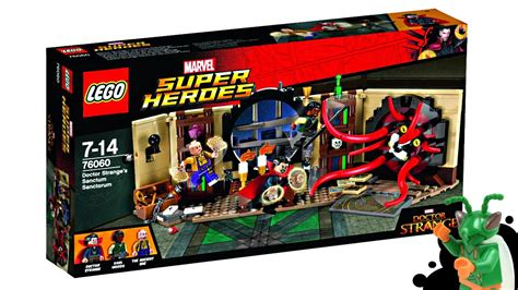 Lego Set by Lego Doctor Strange Set Pictures My Thoughts