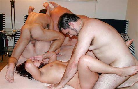 la baise à plusieurs c est quand même plus fun