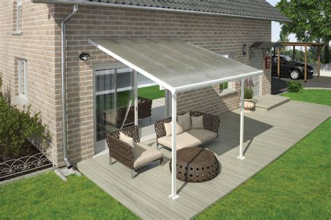 10 x 10 feria 3000 patio cover canopy w polycarbonate panels