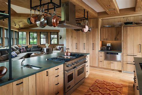 can you put an island in a small kitchen 41 fotos e ideas de preciosas cocinas r 250 sticas mil ideas 9959