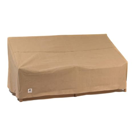 duck covers essential 79 quot w patio sofa cover