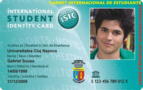 Isic Card Template by Taking Advantage Of Your Benefits With Mente Getting Your
