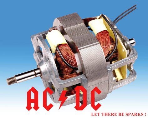 Universal Ac Motor by Ac Dc What S The Difference Science 2 0