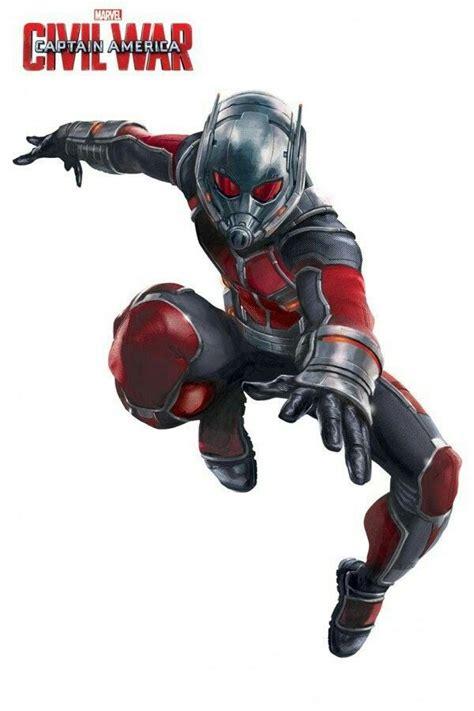 Paul Rudd as Scott Lang/Ant-Man in Captain America: Civil ...