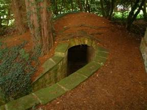 hillside cabin plans secret entrance to underground home i foresee an