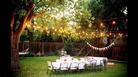 host  intimate backyard wedding fashion week