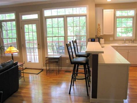 creer un bar dans une cuisine construire un bar pour sa cuisine maisonapart