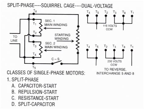 Dual Voltage Motor Diagram Wiring by Wiring Issues With Pictures