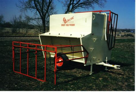 Creep Feeder 2 From Bison Industries Inc., Apache