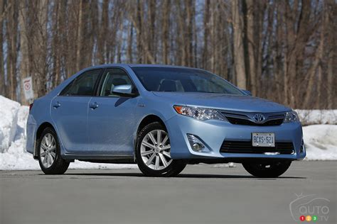 2014 Toyota Camry Review by 2014 Toyota Camry Hybrid Review Editor S Review Car