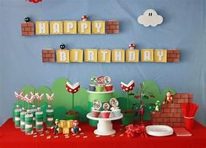 Super Mario theme party on Pinterest Super Mario Cake