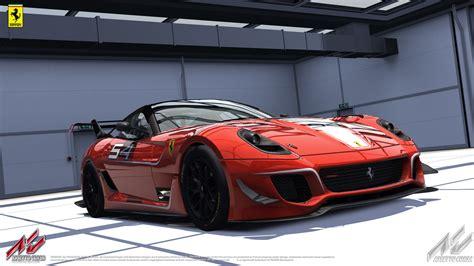 Assetto Corsa  Ferrari 599xx Evo Revealed Virtualrnet