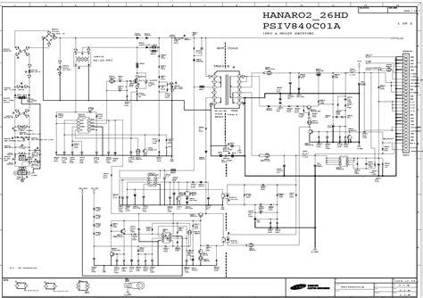 samsung bn  service manual  schematics