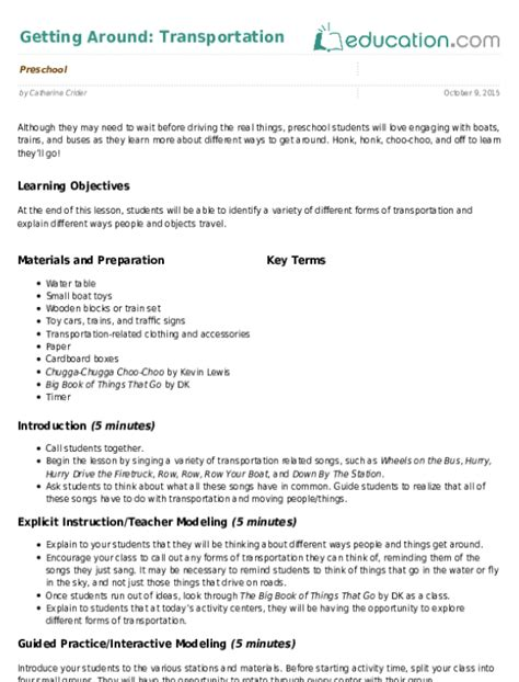 choo choo worksheet education 273   getting around 557x731