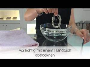 Silber Reinigen Natron : silber reinigen schmuck aus silber sauber kriegen doovi ~ Markanthonyermac.com Haus und Dekorationen