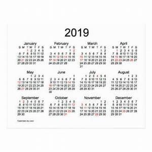 2019 Postais