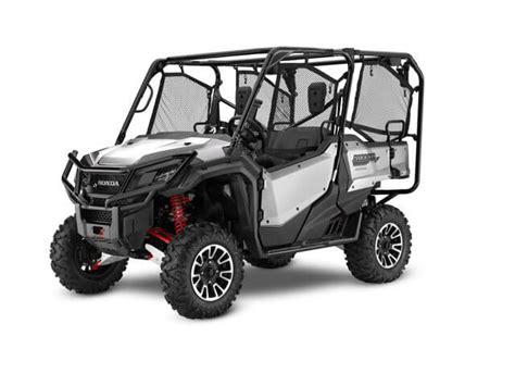 2019 Honda Pioneer by Official 2019 Honda Pioneer 1000 700 500 Model Lineup