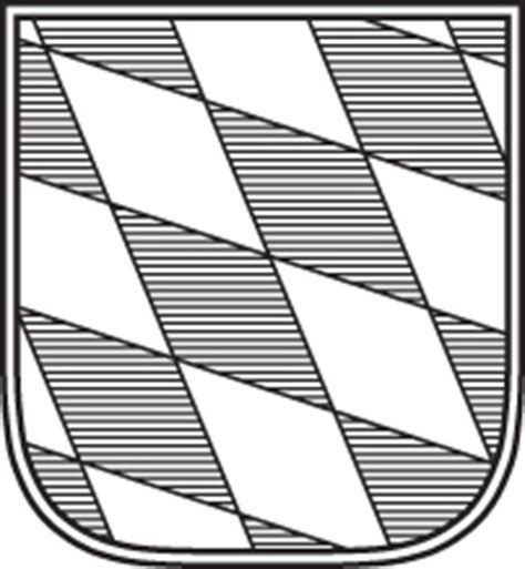 staatssymbole des freistaates bayern bayerisches
