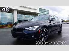 2018 BMW 3 Series 330i 20 L Turbocharged 4Cylinder